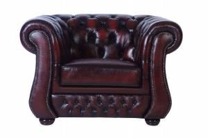 Кожаное кресло Karen, цвет 10#