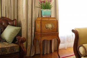 Кожаный диван Karen двухместный с механизмом, цвет 10#