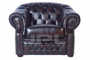 Кожаное кресло Paul