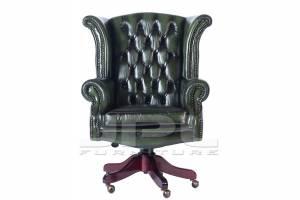 Кожаное кресло К-206, цвет 09#