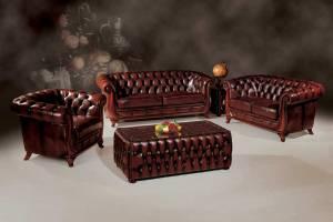Кожаная мебель Oliver