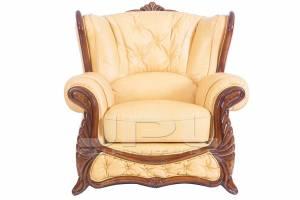 Кожаное кресло Victoria