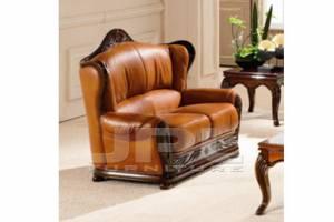 Кожаный диван Olivia двухместный