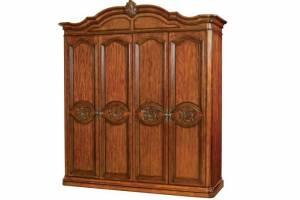 Шкаф 4-х дверный Broadway collection W860-09