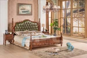 Спальня 96-В20JL из массива гевеи