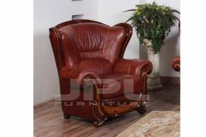 Кожаное кресло А-100