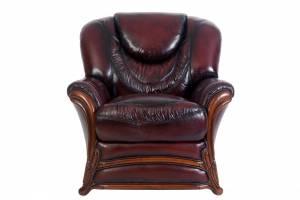 Кожаное кресло Anna, цвет 10#