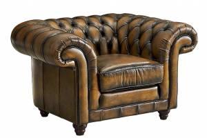 Кожаное кресло В-288, цвет 50#