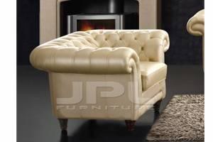 Кожаное кресло В-288