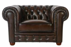 Кожаное кресло Chester, цвет 08#