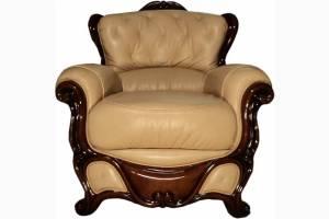 Кожаное кресло Dantel, цвет 86#