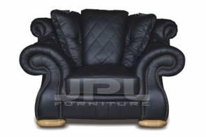 Кожаное кресло Diana