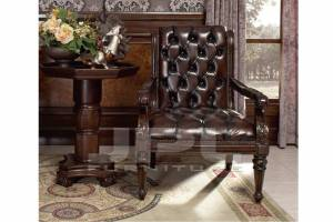Кресло кожаное релакс 2180