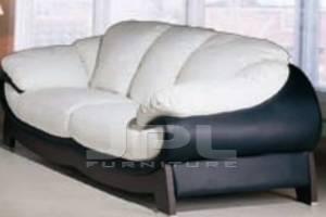 Кожаный диван La Noce трехместный