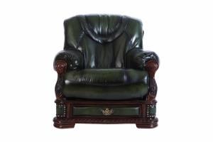 Кожаное кресло Oakman, цвет 09#