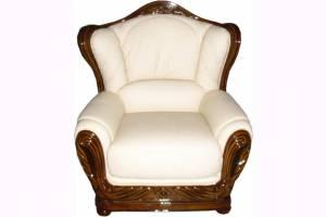 Кожаное кресло Olivia, цвет 22#