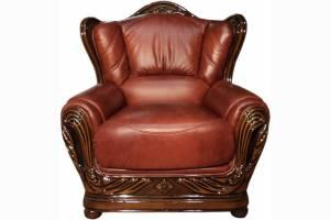 Кожаное кресло Olivia, цвет 88#