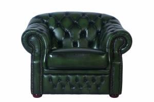 Кожаное кресло Paul, цвет 09#