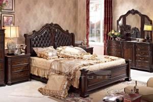 Спальня 8180 из массива ясеня