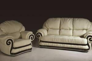 Кожаная мебель Swirl