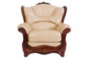Кожаное кресло Brio, цвет 86#