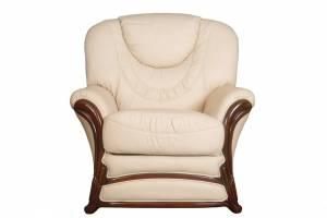 Кожаное кресло Anna, цвет 17#