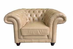 Кожаное кресло В-288, цвет 86#