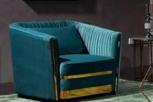 Кресло UF-PM28 Oxford luxe 46#