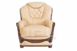 Кожаное кресло Maria, цвет 86#