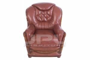 Кожаное кресло Maria, цвет 88#