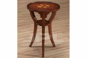Round Accent Table 15627