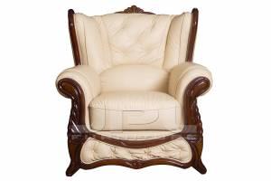 Кожаное кресло Victoria, цвет 17#