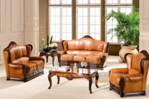 Кожаная мебель Olivia