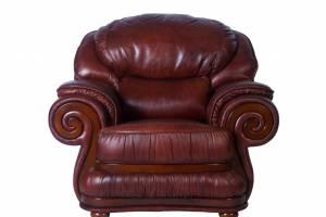 Кожаное кресло Swirl, цвет 88#