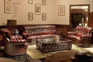 Кожаная мебель 80615