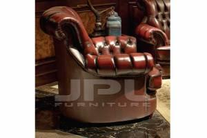 Кожаное кресло 80615