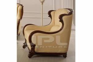 Кожаное кресло А-105