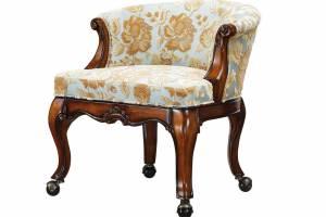 Кресло для туалетного стола Hyde W1914A-02