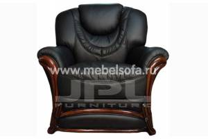 Кожаное кресло Anna, цвет 19#