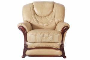 Кожаное кресло Anna, цвет 86#