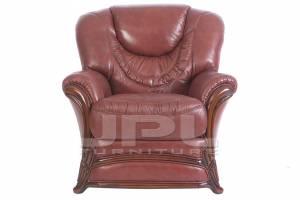 Кожаное кресло Anna, цвет 88#