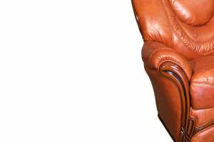 Кожаное кресло Anna, цвет 87#