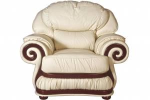 Кожаное кресло Swirl, цвет 22#