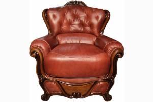 Кожаное кресло Dantel, цвет 88#