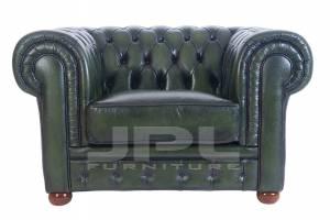 Кожаное кресло Chester, цвет 09#