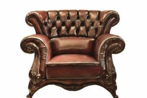 Кожаное кресло DCS 9004