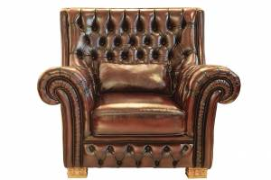 Кожаное кресло DCS 9005