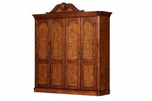 Шкаф 4-х дверный Windsor collection W5339-09