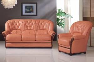 Кожаная мебель Elise