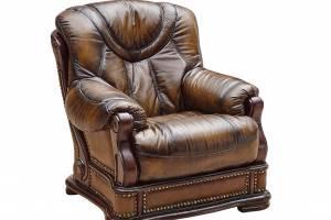 Кожаное кресло Florance, цвет #50